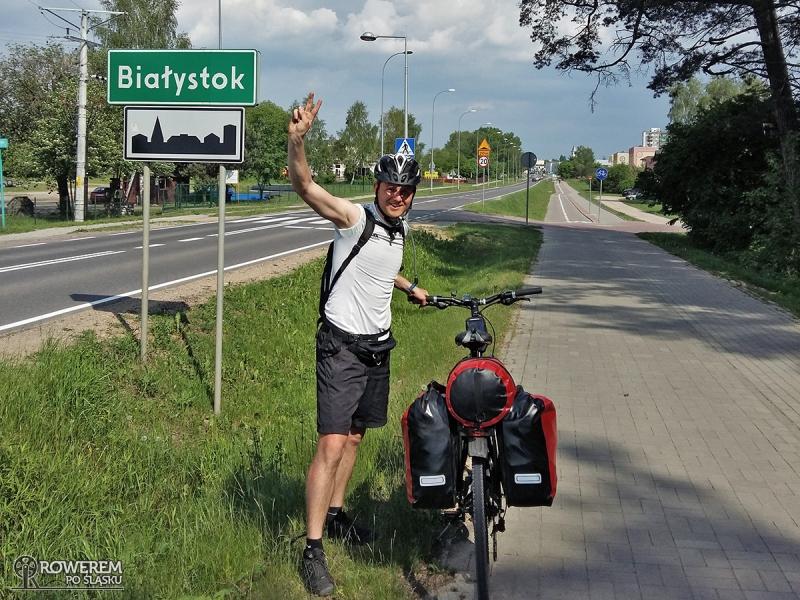 Green Velo - Białystok