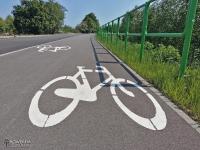Green Velo - droga rowerowa Węgorzewo