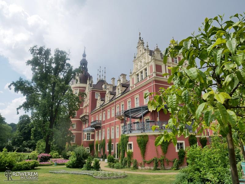 Nowy Zamek w Bad Muskau