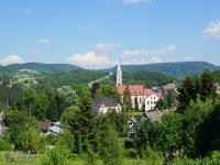 Kościół św. Franciszka z Asyżu w Tanvaldzie