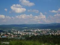 Widok na Jablonec