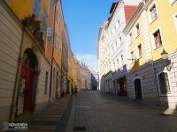 Klimatyczne uliczki w Gorlitz