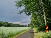 Takimi drogami się jedzie po szlaku Odra Nysa