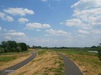 Droga rowerowa na wale