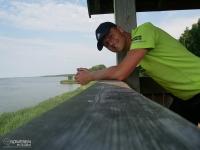 Wieża widokowa na Jezioro Nowowarpieńskie