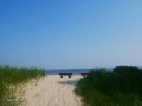 Plaża w Ueckermunde
