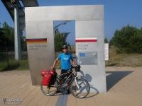 Granica polsko-niemiecka... Świnoujście-Heringsdorf