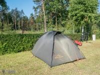 Pole namiotowe w Jarosławcu