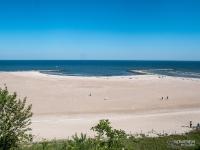 Sztuczna plaża w Jarosławcu