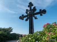 Krzyż Poświęcony Ofiarom Morza - Rewa