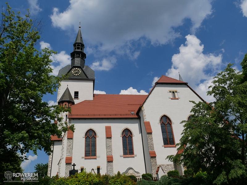 Kościół św. Anny w Dziergowicach