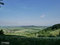 Piękne widoki z Gór Bardzkich