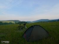 Biwak w Górach Sowich