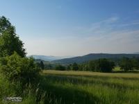 Widoki w Górach Sowich