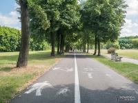 Droga rowerowa - Dolina Trzech Stawów