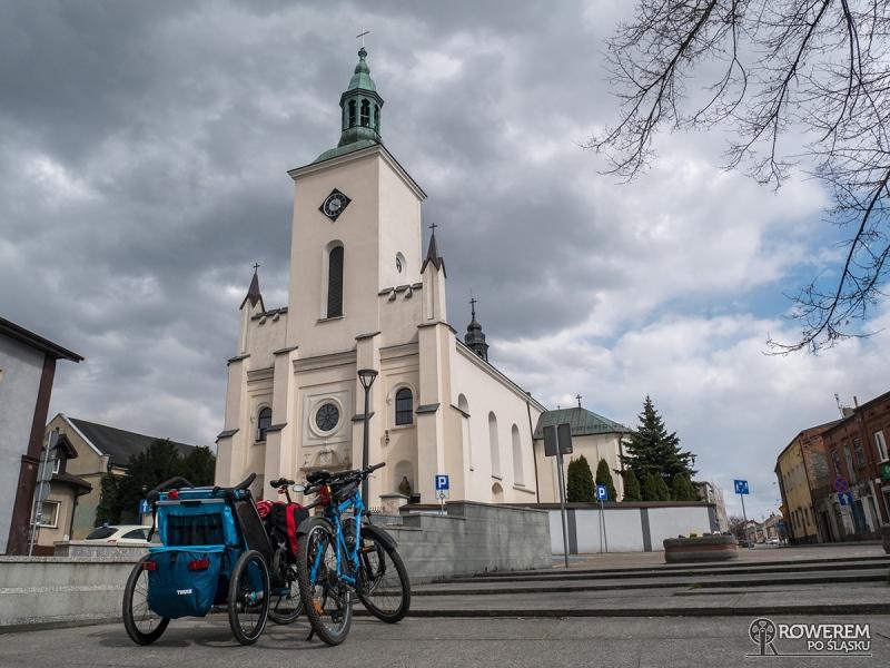 Kościół pw. św. Apostołów Szymona i Judy Tadeusza w Żarkach
