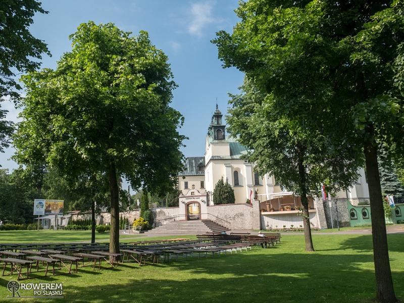Sanktuarium w Żarkach