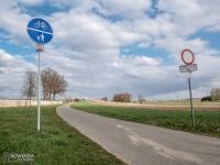 Droga rowerowa z Żarek do Mirowa
