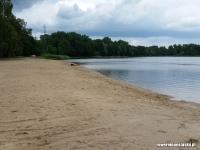 Zalew Rogoźnika - Plaża