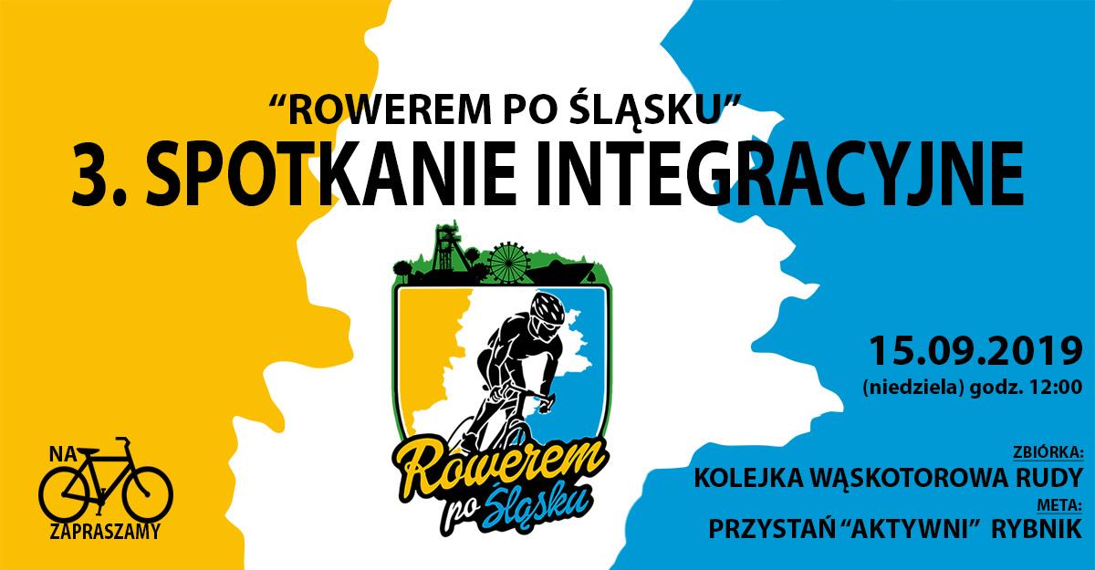3. Spotkanie Integracyjne Rowerem po Śląsku