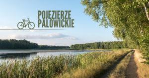 Pojezierze Palowickie na rowerze