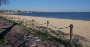 Rowerem po jeziorach Zagłębia