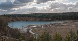 Stawy i jeziora Jaworzna