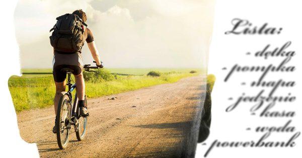 Co zabrać na wycieczkę rowerową