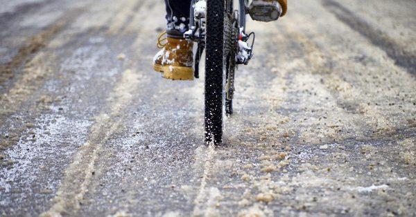 Jak przygotować rower do jazdy zimą