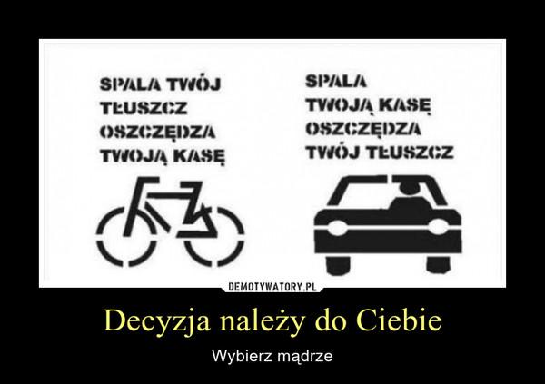 zalety jazdy na rowerze