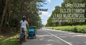 Śląskie na rowerze z dzieckiem: Dolina Trzech Stawów i Lasy Murckowskie