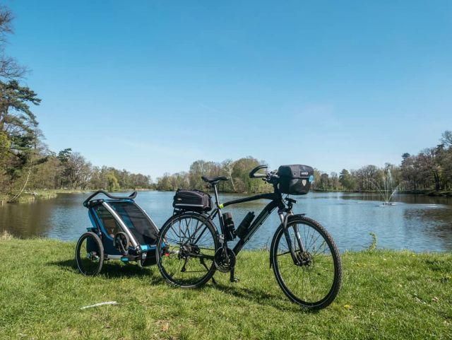 #roweremposlasku #rowerempośląsku #silesia #slaskie #slaskietravel #travel #podróżemałeiduże #podrozezdzieckiem #wycieczka #wycieczkarowerowa #bikelife #biketrip #natura #polskajestpiekna #naszapolska #naturelovers #park #parkświerklaniec #wiosna #familytime #dzieciakiwplecaki #thule #rowerowo #rowerowelove