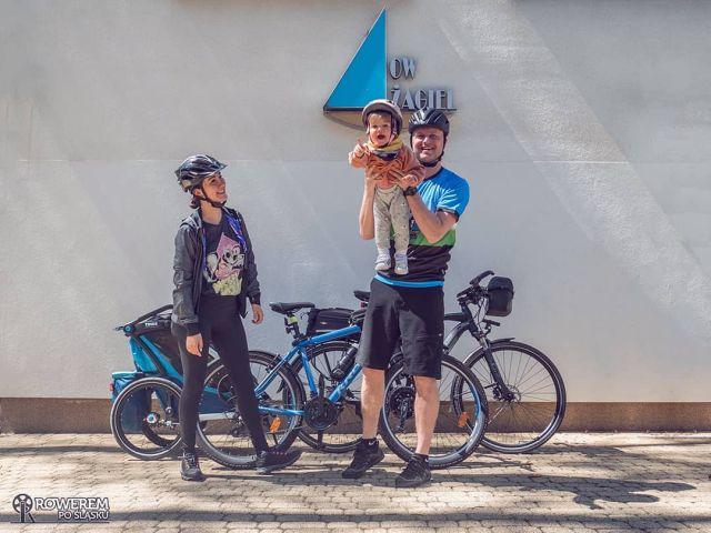 #roweremposlasku #rowerempośląsku #slaskietravel #slaskie #travel #trip #tripbike #podróże #podróżemałeiduże #podrozezdzieckiem #bike #rowerowelove #rower #rowerowo #jezioro #jeziorochechłonakło #family #familytime #thule #dzieciakiwplecaki  #owżagiel #rowerowewakacje