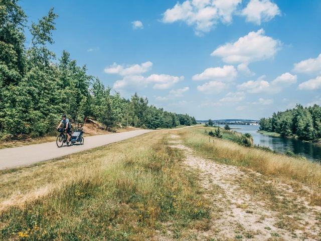 #roweremposlasku #rowerempośląsku #slaskietravel #slaskienarowerze #travel #trip #tripbike #podróże #podróżerowerowe #podrozezdzieckiem #pogoria #pogoria4 #krajobrazypolskie #natura #naturalovers #dzieciakiwplecaki #summer #summertime #familytime #rower #rowerowo #bikelife