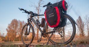 Sakwy rowerowe Extrawheel