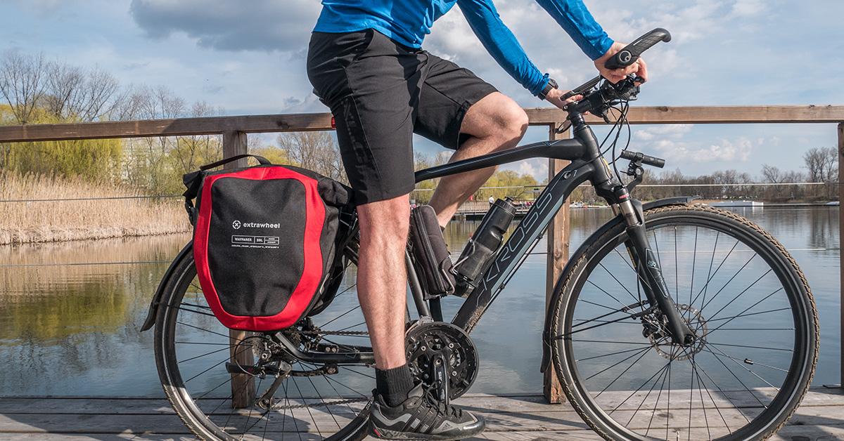 Spodenki rowerowe XLC Flowby