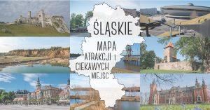 Śląskie: mapa atrakcji i ciekawych miejsc