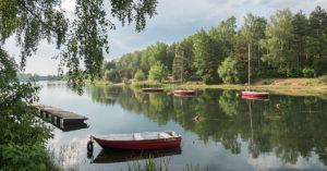 trasy rowerowe Tarnowskie Góry - Jezioro Chechło-Nakło