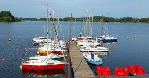 trasy rowerowe Sosnowiec - Jezioro Przeczyckie