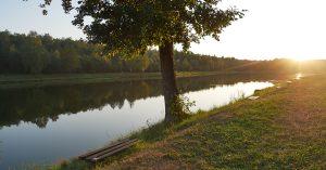 trasy rowerowe Tarnowskie Góry - Wesoła Fala