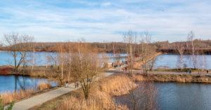 trasy rowerowe Sosnowiec - Żabie Doły