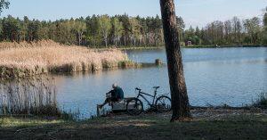 trasy rowerowe Sosnowiec - Zalew Łęg